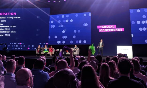 Making The Most Of Your Investment At Tableau Conference