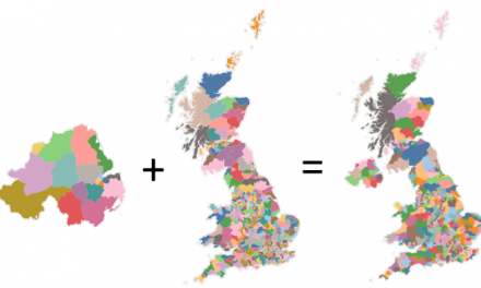 Merging Two Polygon Maps In Tableau