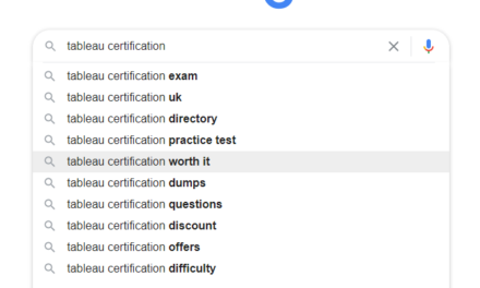 Tableau Certification: Everything You Wanted To Know But Were Afraid To Ask